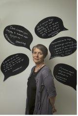 Terri Smith, the head of PANDA (Perinatal Anxiety and Depression Australia