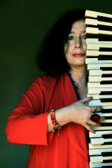 """The piano draws something out of my fingertips"": Composer Elena Kats-Chernin."