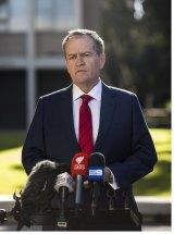 Bill Shorten has vowed to build an emissions trading scheme.