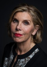 Christine Baranski's facial expressions move effortlessly between polite scepticism to sardonic amusement, from contempt to seduction.