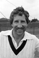 Max Walker in 1979.