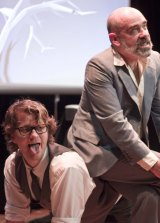 James Tresise and Sean M Whelan in <i>All the Animals We Ate</i>.