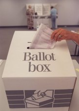 The NSW Electoral Commission calculates voters' later preferences by choosing a random sample of ballots and extrapolating the results.
