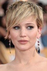 Jennifer Lawrence was one of many targeted.