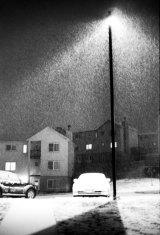 'First Blizzard in November', 2009.