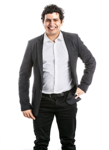Vuly Trampolines founder Joe Andon has been named Brisbane's business person of the year at the 2016 Lord Mayor's Business Awards.