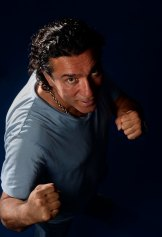 Kickboxing promoter Tarik Solak.