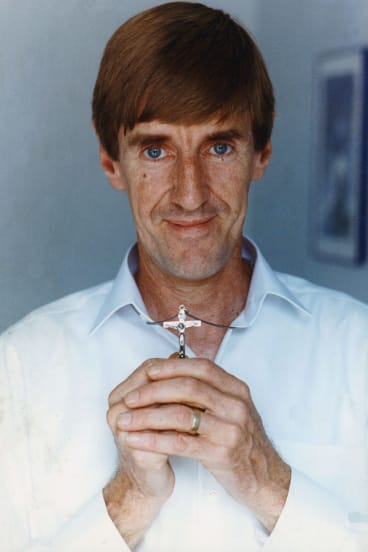 Former Catholic priest Michael Glennon in 1991