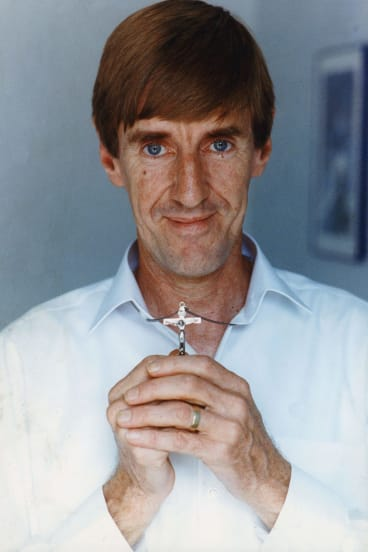 Convicted paedophile and former Catholic priest Michael Glennon.