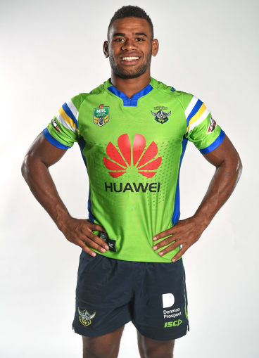 Canberra Raiders recruit Mikaele Ravalawa will play in the World Cup.