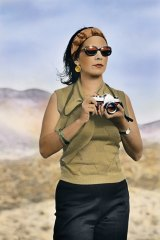 Tracey Moffatt, Self-portrait, 1999.