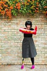 Spare Parts curator Priscilla Sutton.