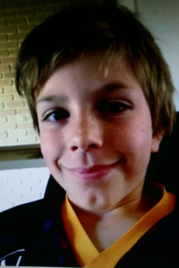 Luke Batty, 11. His death was not foreseeable, according to the Victorian state coroner.