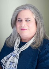 Jennifer Pritzker, billionaire investor and philanthropist, and retired US Army Lieutenant Colonel.