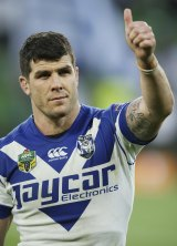 Heading to the Sharks: Michael Ennis.