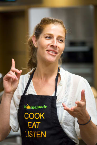 Anna Rakoczy is the founder of Homemade Cooking.