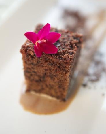 Koko Samoa cake.