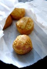 Cream puffs from Emperor's Garden.