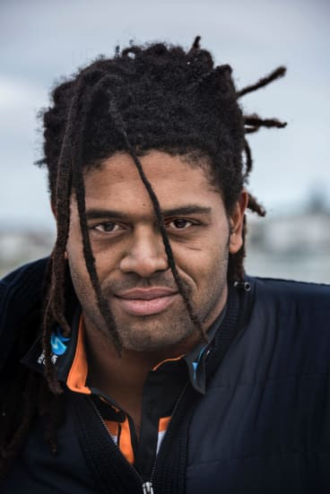 "Jamal Idris: ""From when I've travelled, I was lucky enough to learn about myself and live with white noise. This is a different type of isolation, a different type of head noise."""