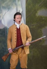 Simon Meadows as Count Almaviva in <i>The Marriage of Figaro</I>.