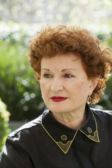 Julie Ewington, art crtic and curator