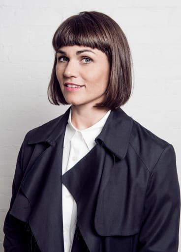Hannah Tribe, architect and principal of Sydney practice Tribe Studio.