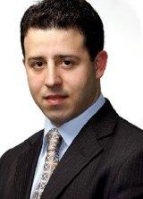 ALP councillor Hicham Zraika.