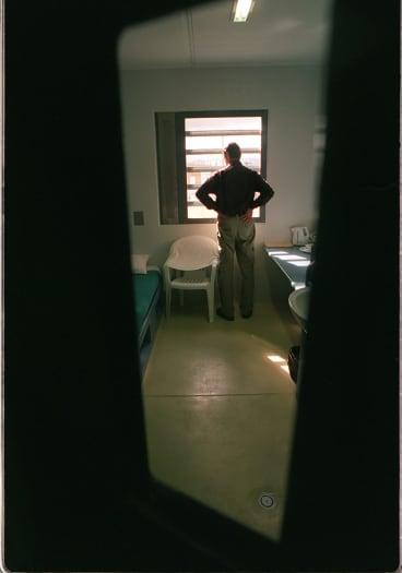 The Grevillea wing, Barwon Prison.
