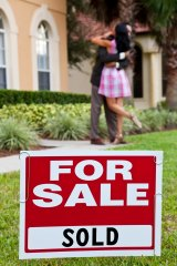 At present, consumers have to pay a commercial provider for property sale information.