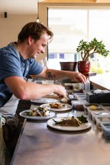 Ben Devlin's new venture Pipit has a casual charm that brings people together around the kitchen.