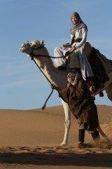 Nicole Kidman plays English adventurer Gertrude Bell in Werner Herzog's <i>Queen of the Desert</i>.