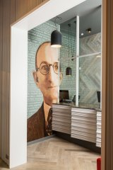 Leonard Joel Auction House's architectural fit-out by Atticus & Milo.