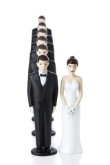 A Chinese economist has argued for women to take multiple husbands.