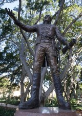 Many historians caution against the removal of statues dedicated to figures such as Governor Lachlan Macquarie.