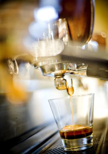 Coffee contains more than 100 chemical compounds.