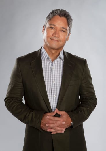Good news: SBS presenter Anton Enus finished his chemotherapy and radiotherapy a couple of weeks ago.