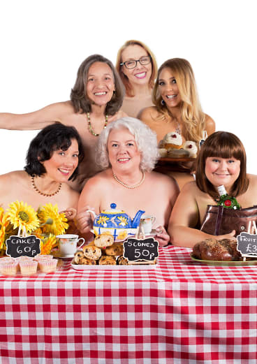 Calendar Girls comes to the Athenaeum Theatre for a limited season.