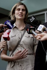 Brodie Donegan lost her unborn baby Zoe after being struck by a drug-affected driver on Christmas Day in 2009.