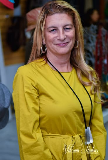 Judith Treanor, the owner of online retailer Temples and Markets.