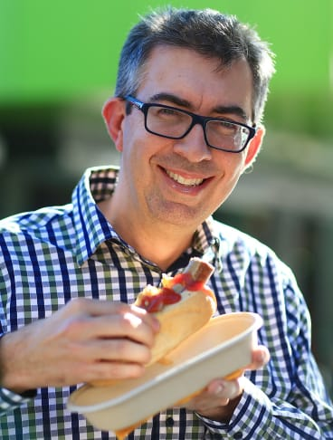 Snagvotes founder Grant Castner.