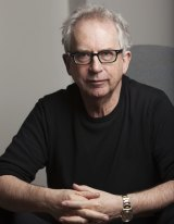 Australian author Peter Carey.