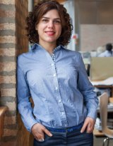 Shadi Sherafat works for a mechanical engineering consultancy firm in Chicago.