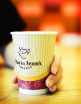 Freshly bought Gloria Jeans to keep blends, flavours.