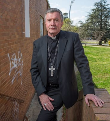 """""""A tsunami effect"""": Archbishop Christopher Prowse."""