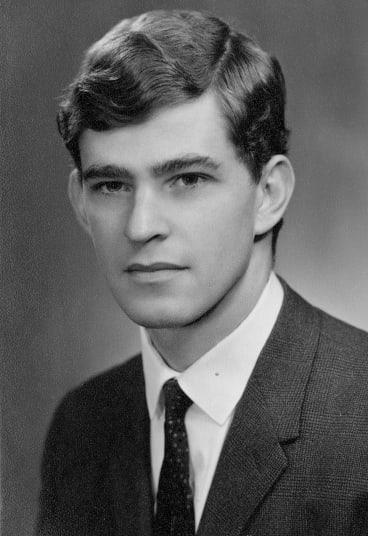 Paul Roy, from The University of Sydney Senior Year Book, 1963.