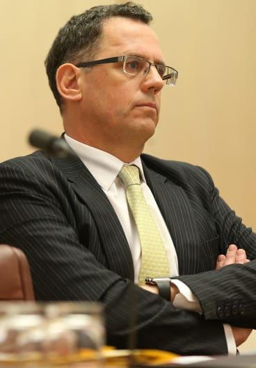 Former solicitor-general Justin Gleeson SC.