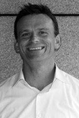 Squixa co-founder Stewart McGrath.