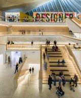 Huge drawcard: London's Design Museum.