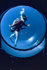"""""""Cautiously optimistic"""": Sylvia Earle says oceans can still be revived."""