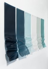 Lisa Cahill's <i>Tide no 7</i> in her Light Translations exhibition.